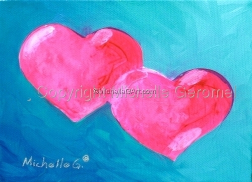 Two Pink Hearts 09-51