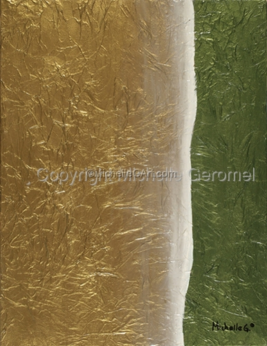 Together -Copper and Green