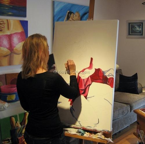 Step 3 - Paint!