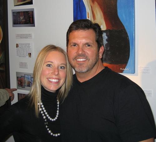 San Clemente Gallery Reception