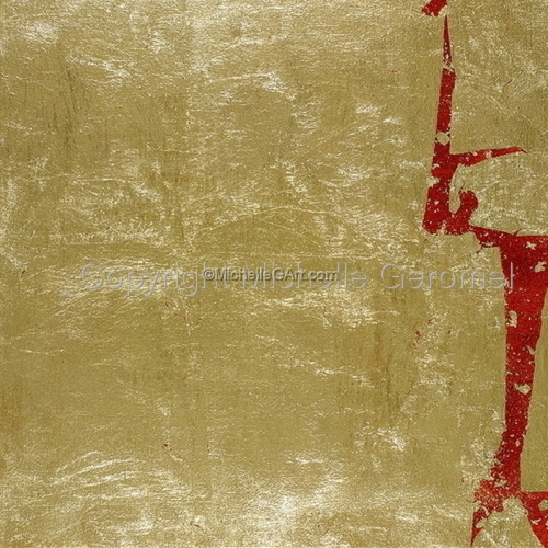 Abstract Gold - Dance