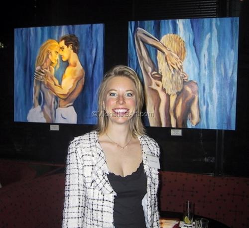 Michelle at Bistango