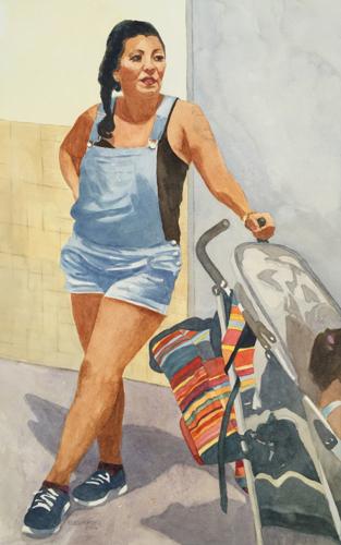 CHOLA MAMA by Mich Reed Laski