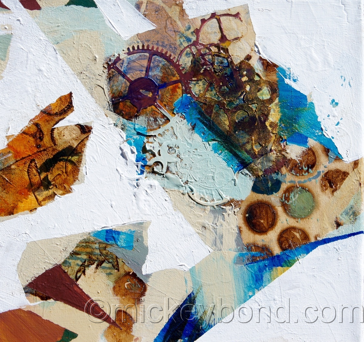 Scenic Routes, 6 by Mickey Bond (large view)
