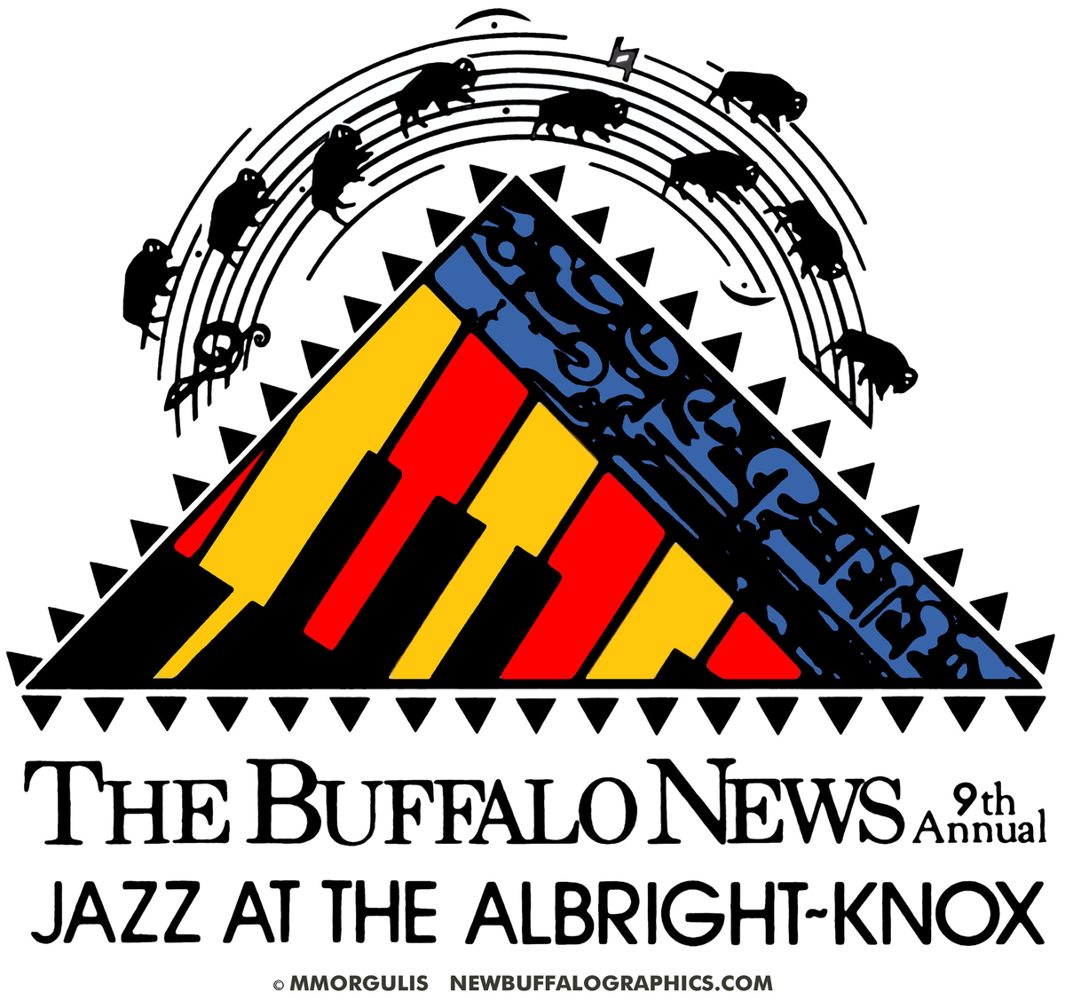 Buffalo News Jazz @ Albright Knox #9 (large view)