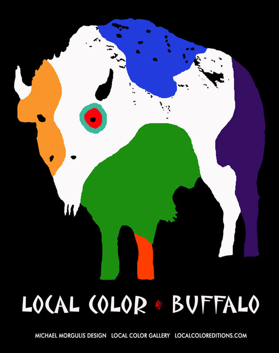 Local Color Buffalo (large view)