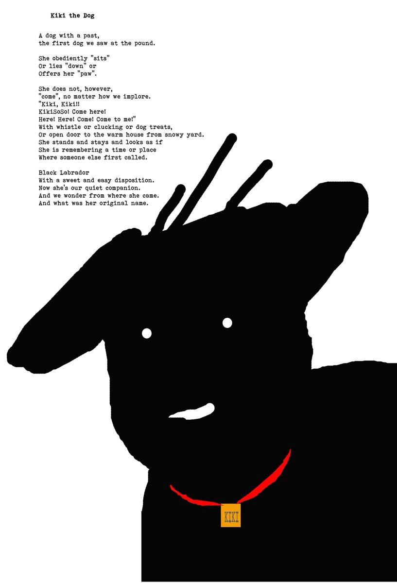 Kiki the Dog (large view)