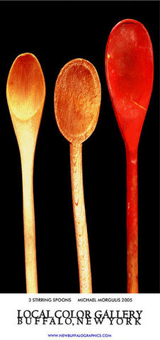 3 Stirring Spoons (large view)