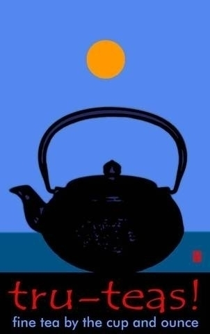Tru-Teas Black Pot (large view)