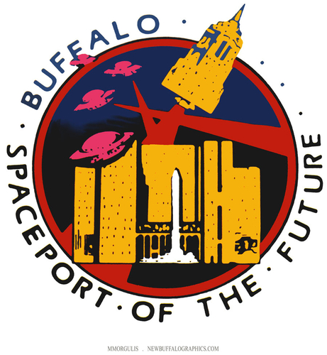 Buffalo, Spaceport of the Future (large view)