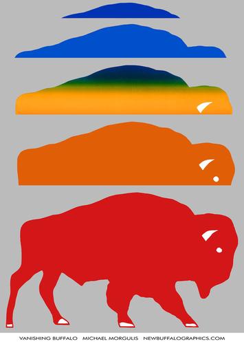 Vanishing Buffalo (large view)