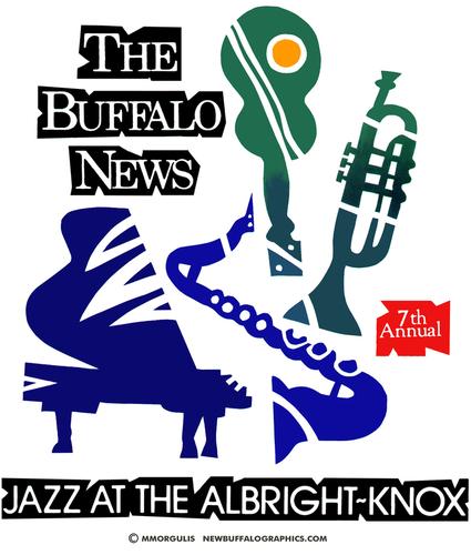 Buffalo News Jazz @ Albright Knox #7 (large view)