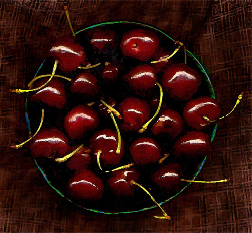 Just a Bowl of Cherries (large view)
