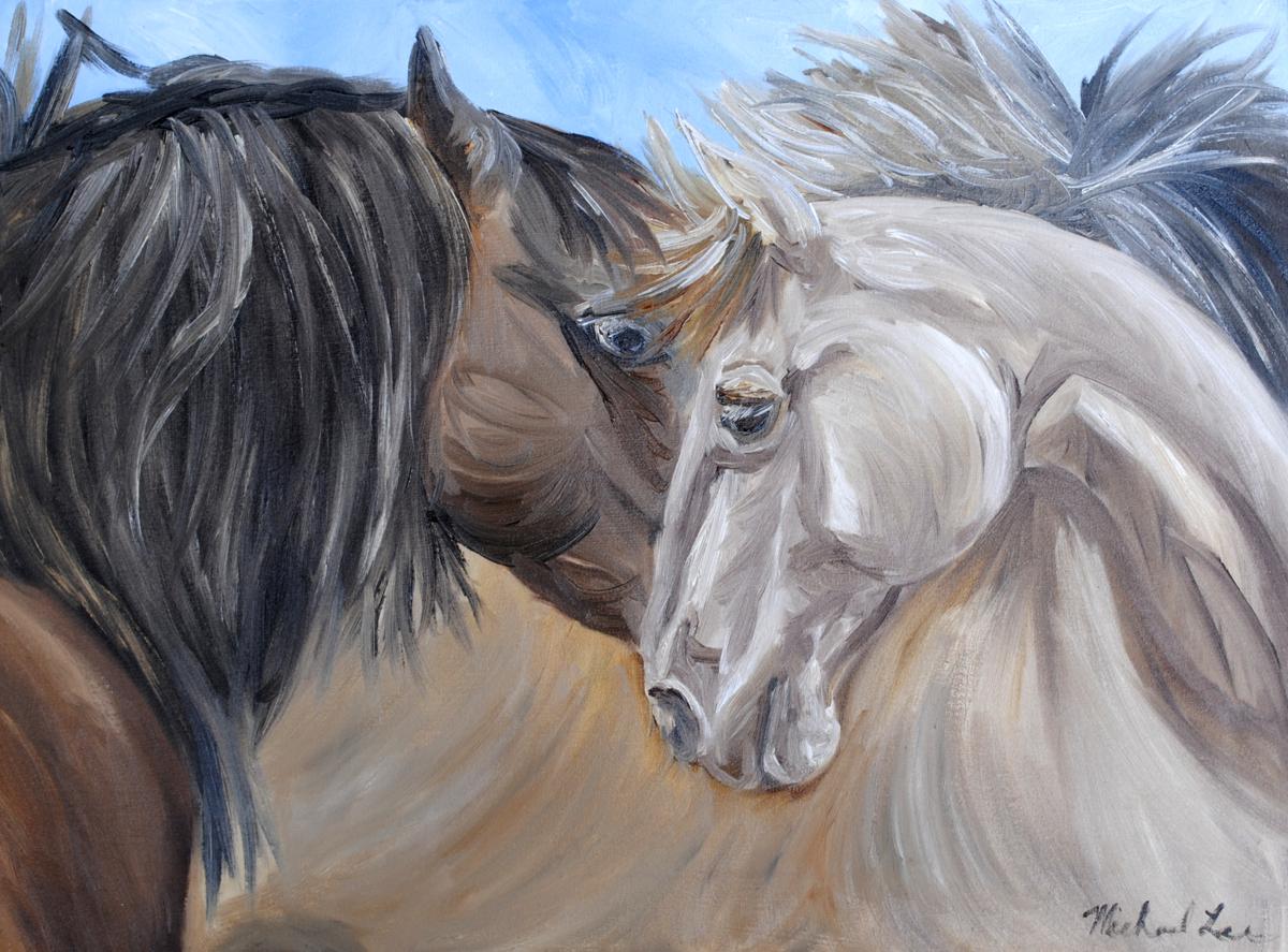Horse Secret (large view)