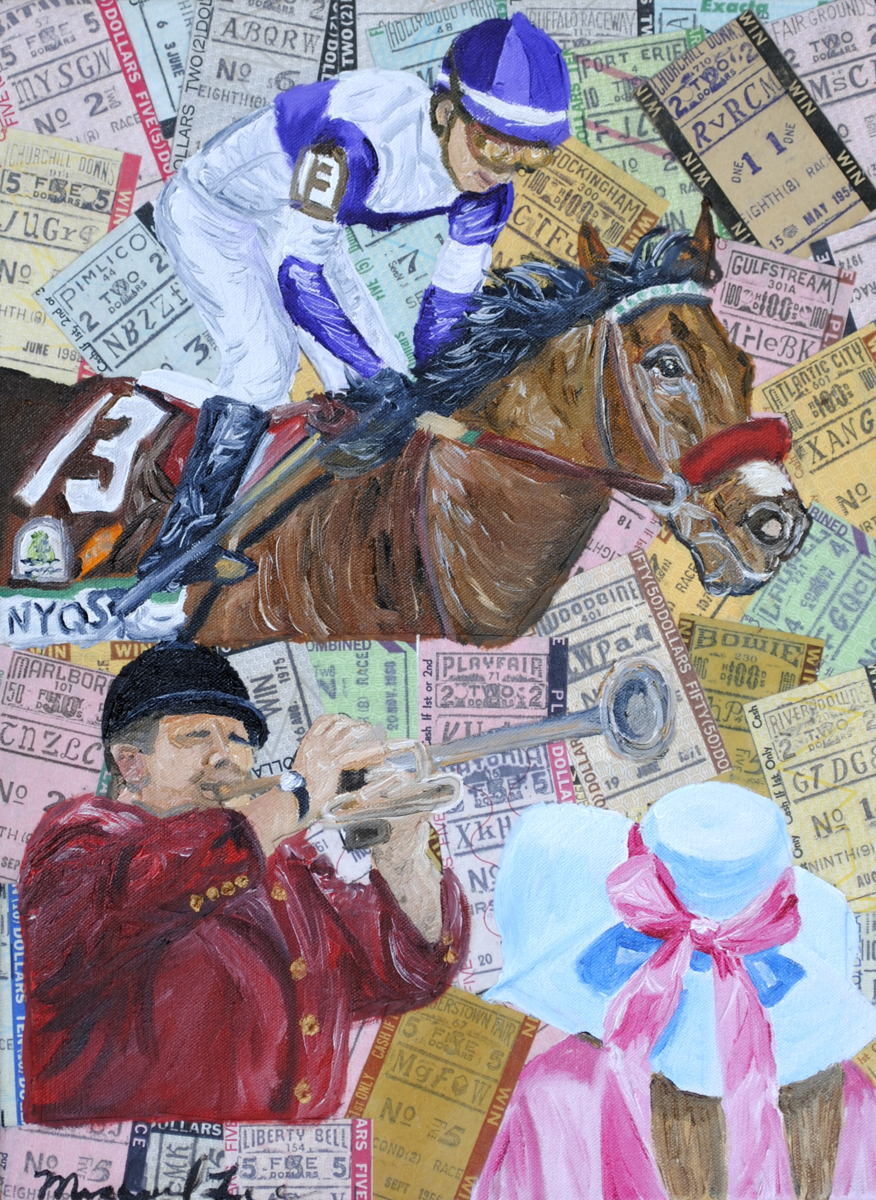 Nyquist 2016 Kentucky Derby (large view)
