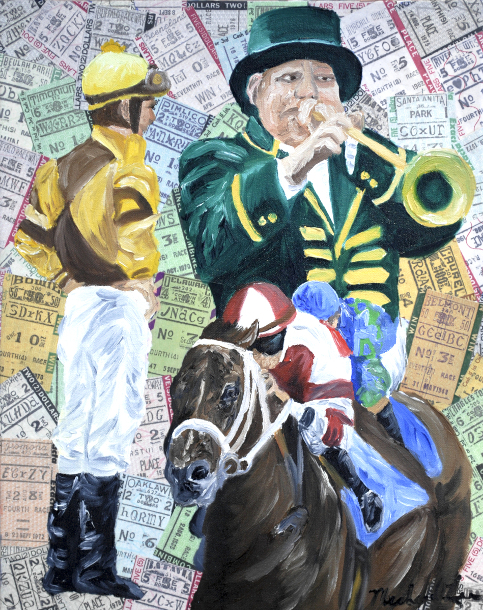 Keenland Memories (large view)