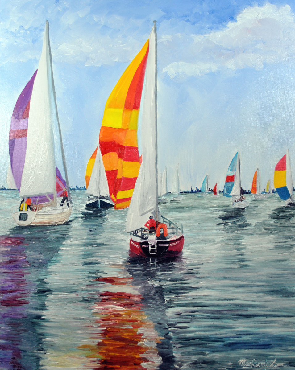 Sailing Regatta (large view)