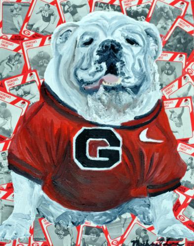 UGA Bulldog II