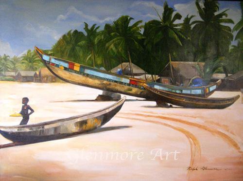 3 Boats of Assini