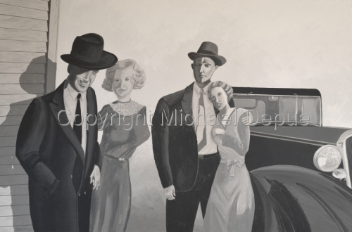 Bonnie, Clyde and Friends