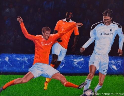MLS 2 Galaxy vs. Dynamo