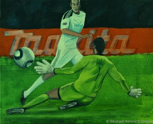 MLS 4 Galaxy vs. Dynamo