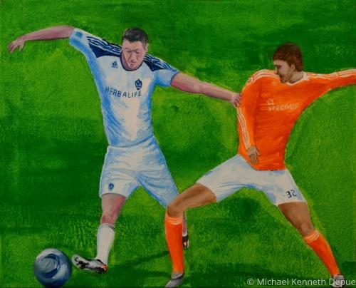 MLS 6 Galaxy vs. Dynamo