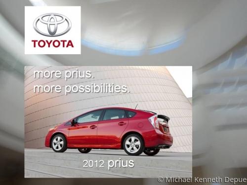 Toyota Prius Design