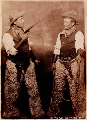 Cowboys 1890s