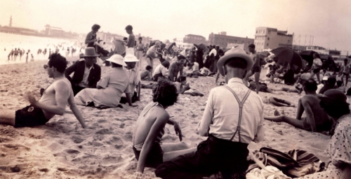 Venice Beach California 1936