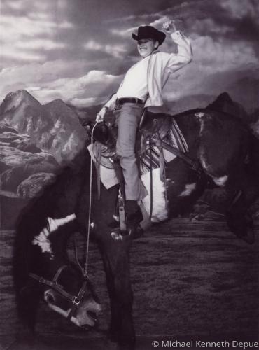 Cowboy Wanabe