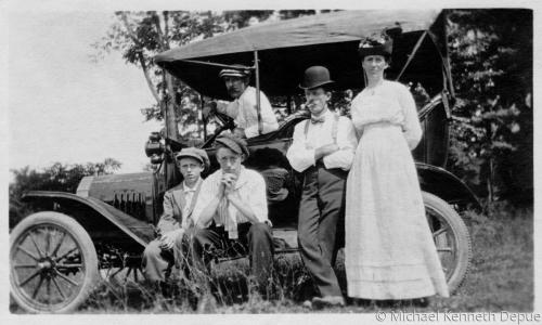 Sunday Drive 1900s