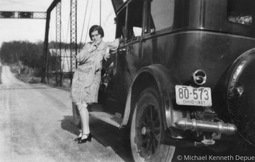 Flapper 1927