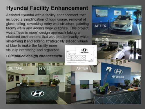Hyundai Facility Enhancement