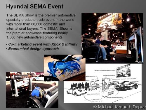 Hyundai SEMA