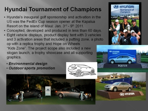 Hyundai Tournament of Champions