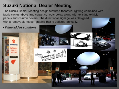 Suzuki Nat'l Dealer Meeting