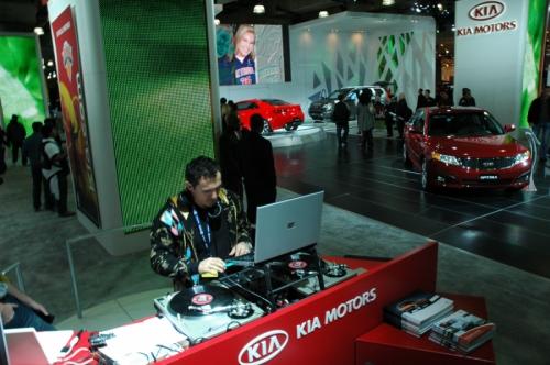 Kia Experience Design Image