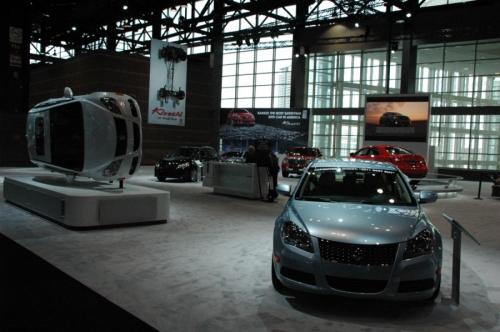 Suzuki Exhibit Design Image