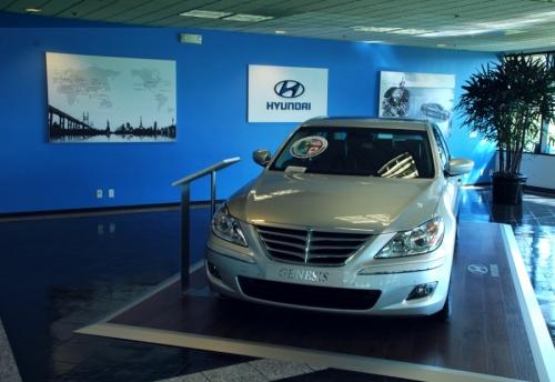 Hyundai Lobby Enhancement Image