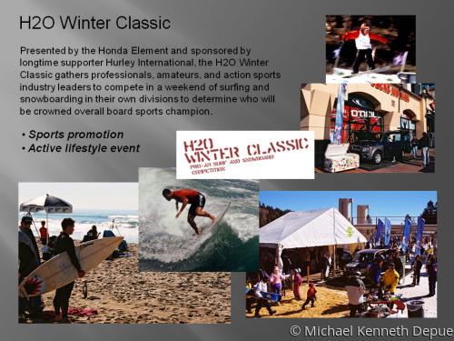 H20 winter Classic