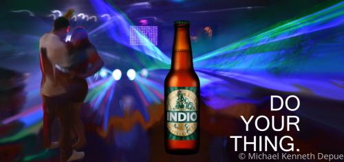 Indio Billboard Design