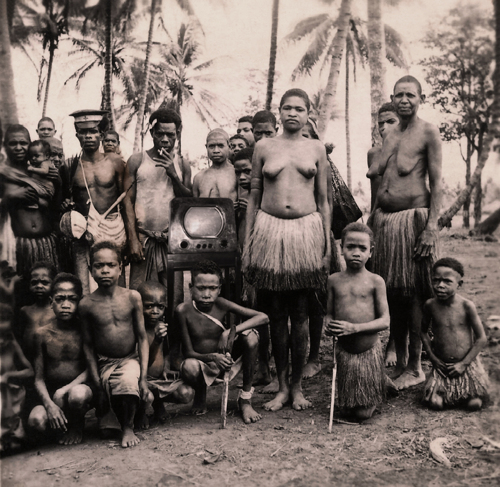 New Guinea TV
