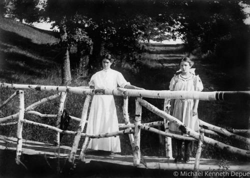 Ladies on Birch Bridge
