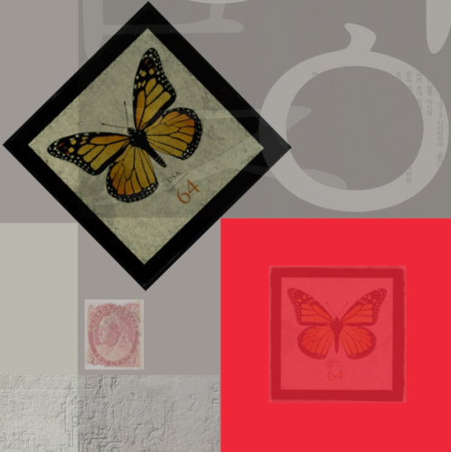 Digital Art-Photo Manipulation-Styl Series Butterfly