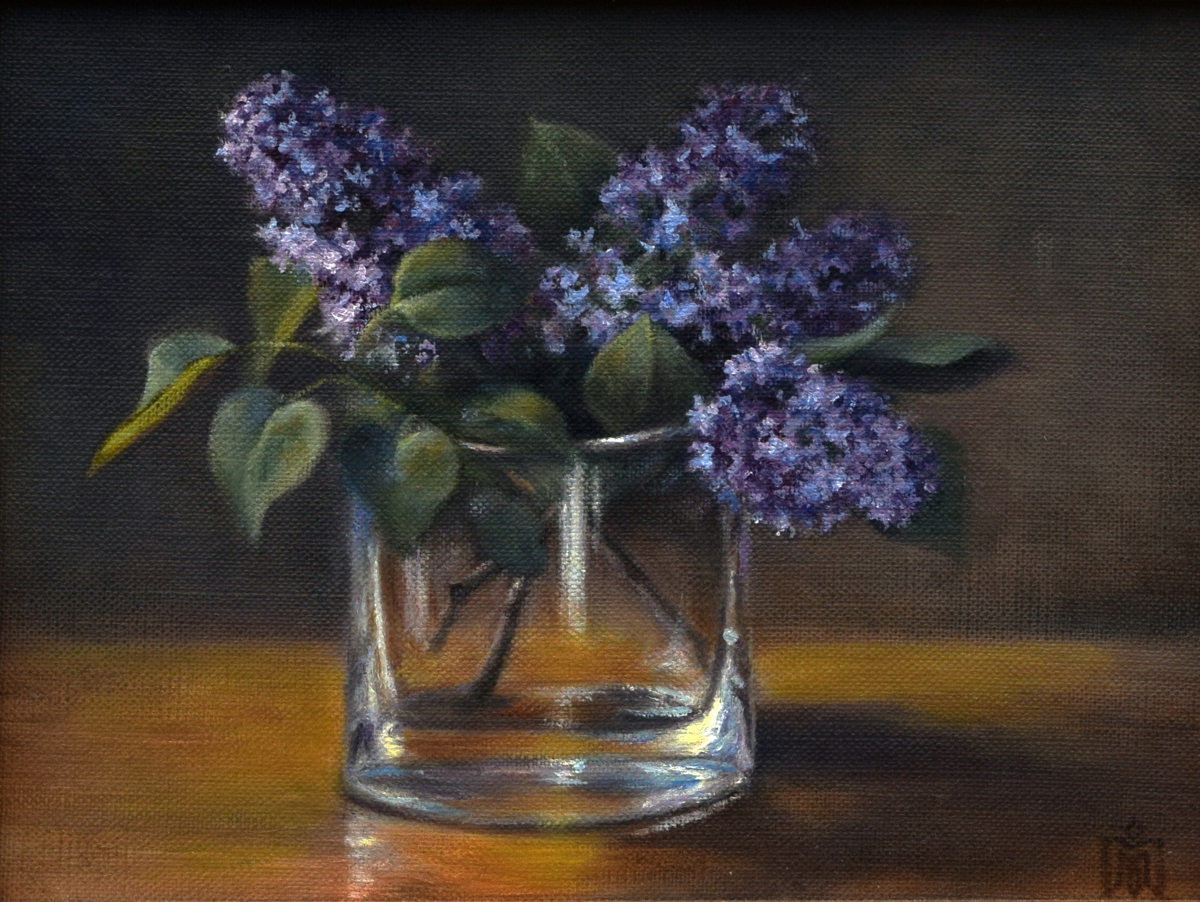 Lilacs (large view)