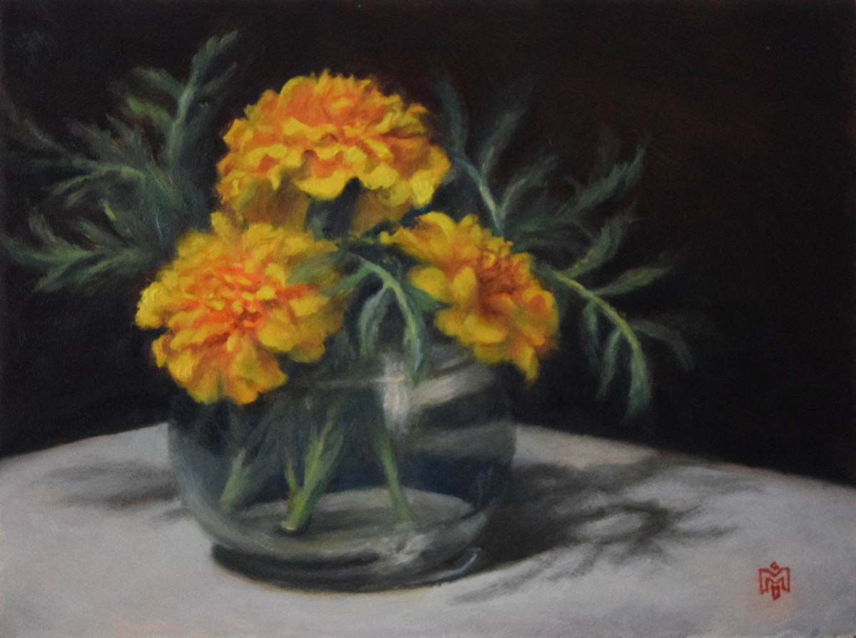 Marigolds (large view)