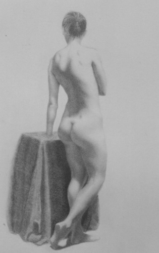 Nude Study (large view)
