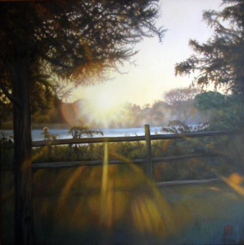 Silent Mist by Melissa Imossi