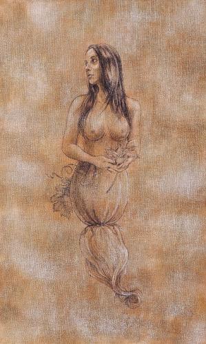 Zucchini-Mermaid